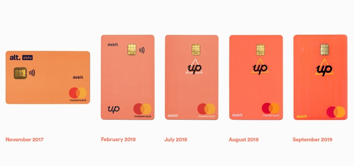 Various Iterations of the Up Card